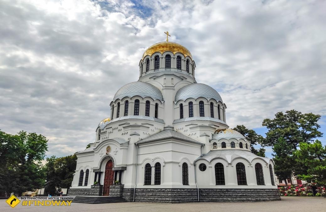 Собор Олександра Невського, Кам'янець-Подільський