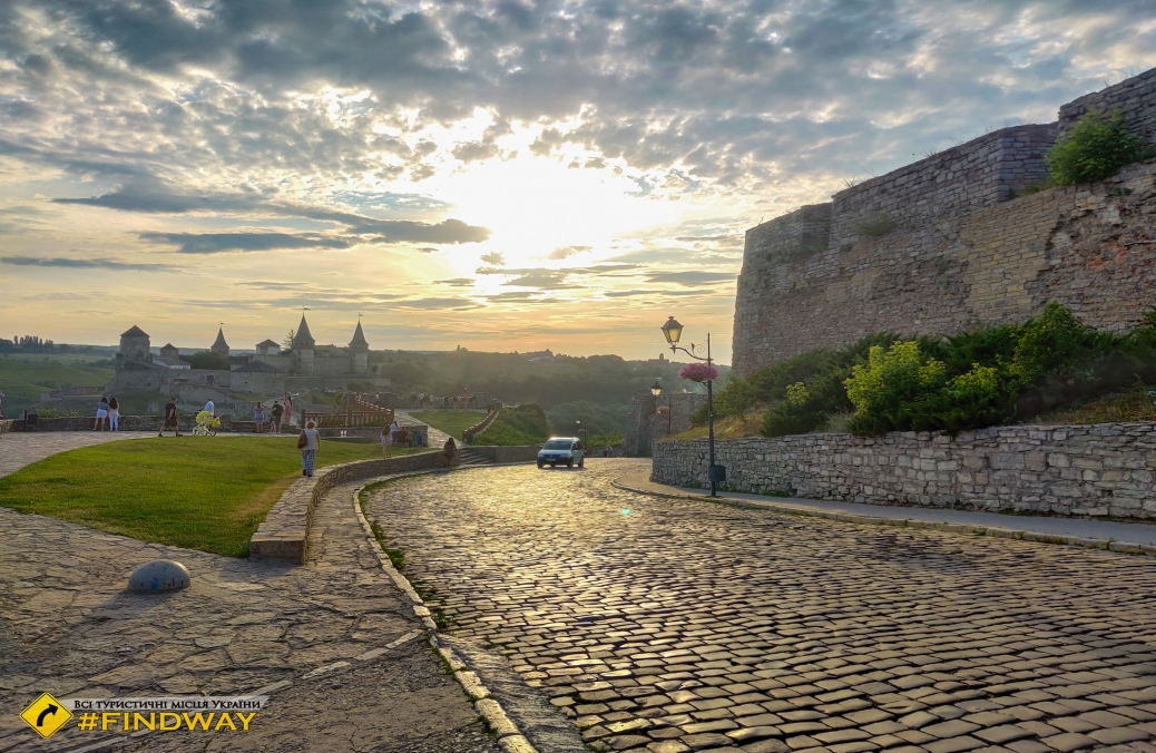 Old Town, Kamianets-Podilskyi