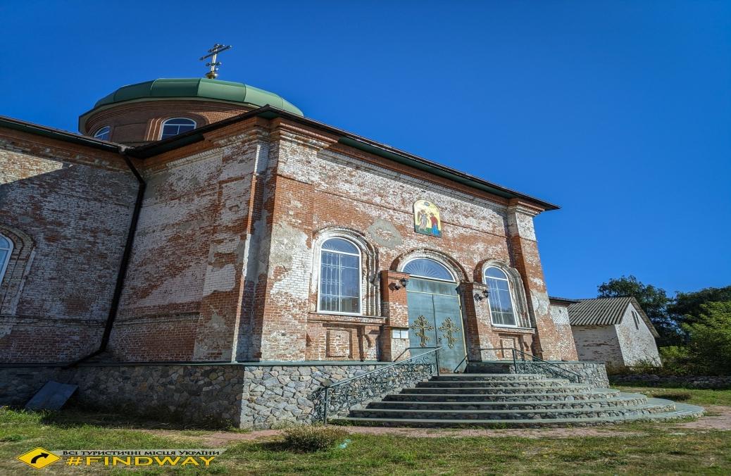 Храм Святителя Миколая (1880р), Миколаївка