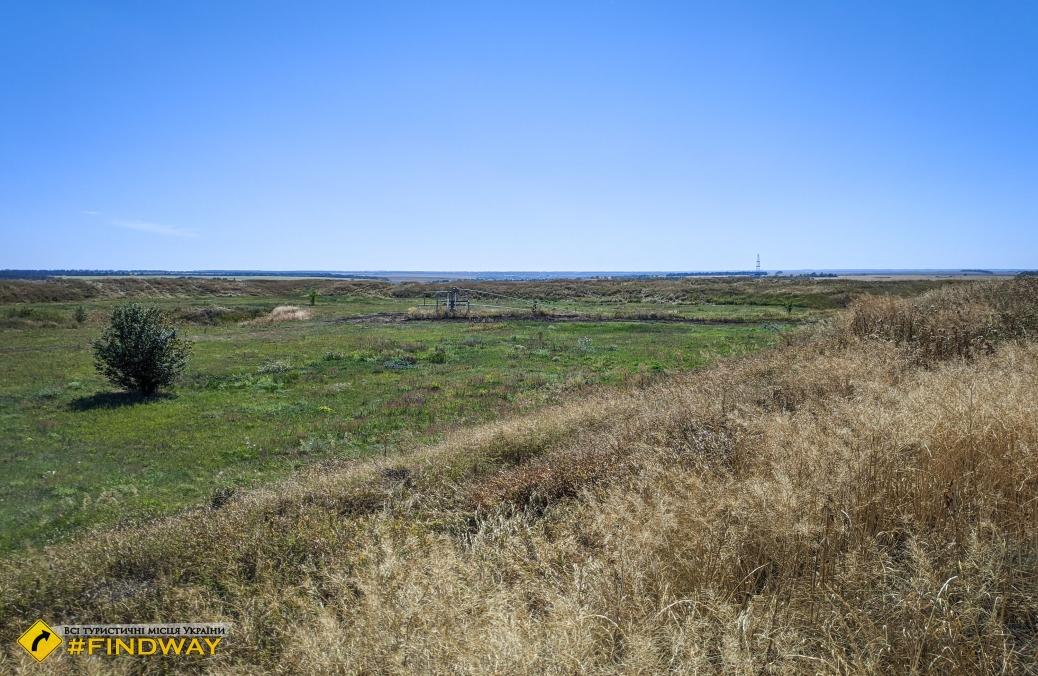 Єфремівська фортеця, Єфремівка