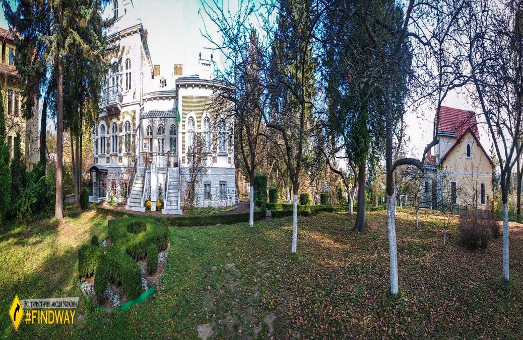 Музей Михаила Грушевского, Львов