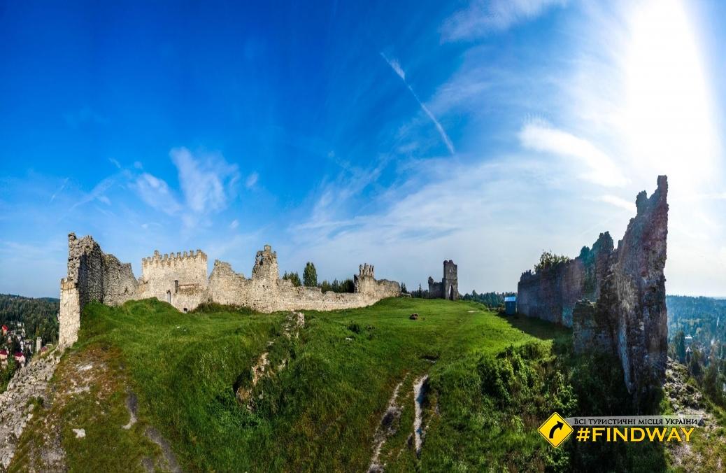 Кременецький замок (Замкова гора королеви Бона), Кременець