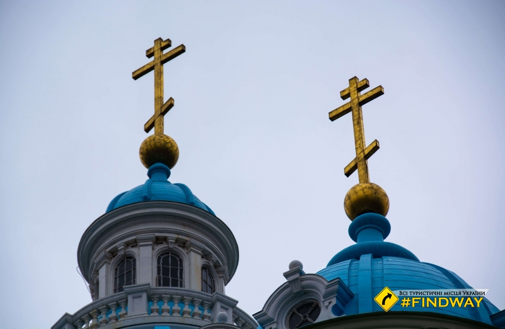 Trinity Cathedral, Sumy