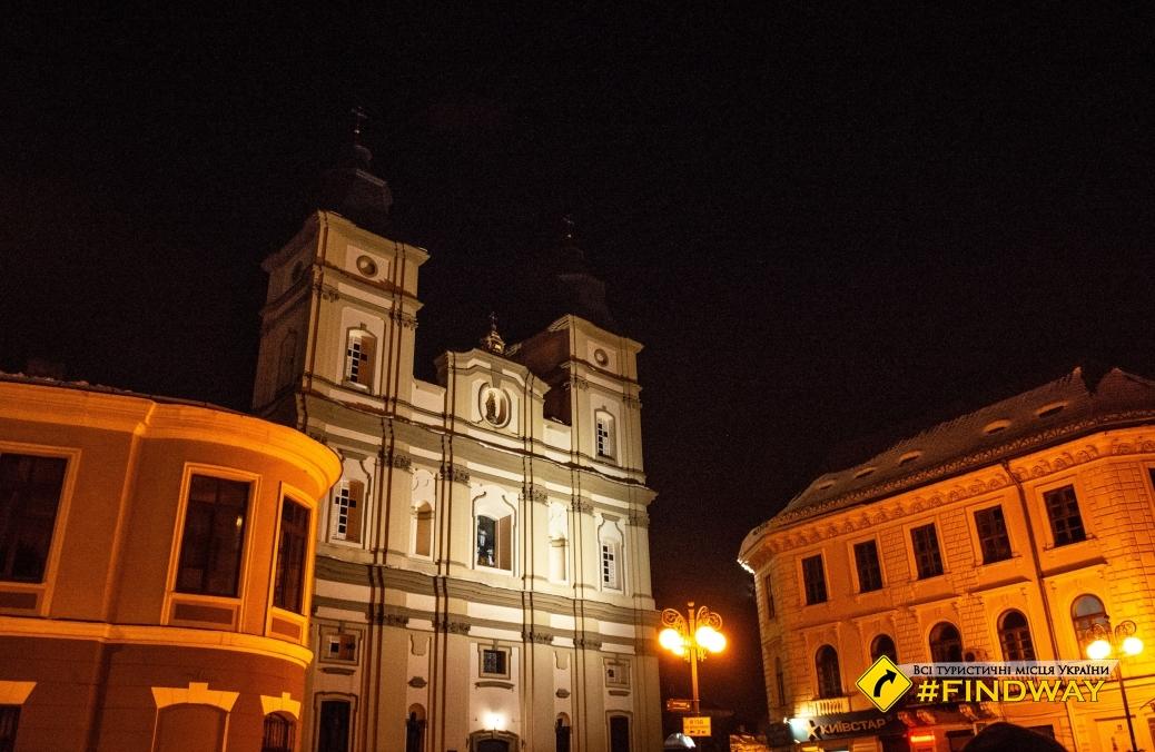 Катедральний собор Святого Воскресіння, Івано-Франківськ
