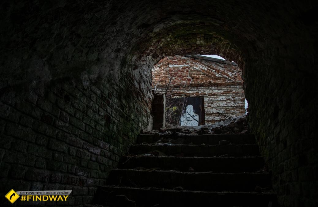 Abandoned Manor of Shcherbinin's, Babai