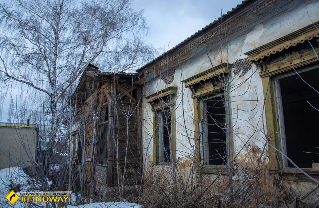 Покинута садиба Щербиніних, Бабаї