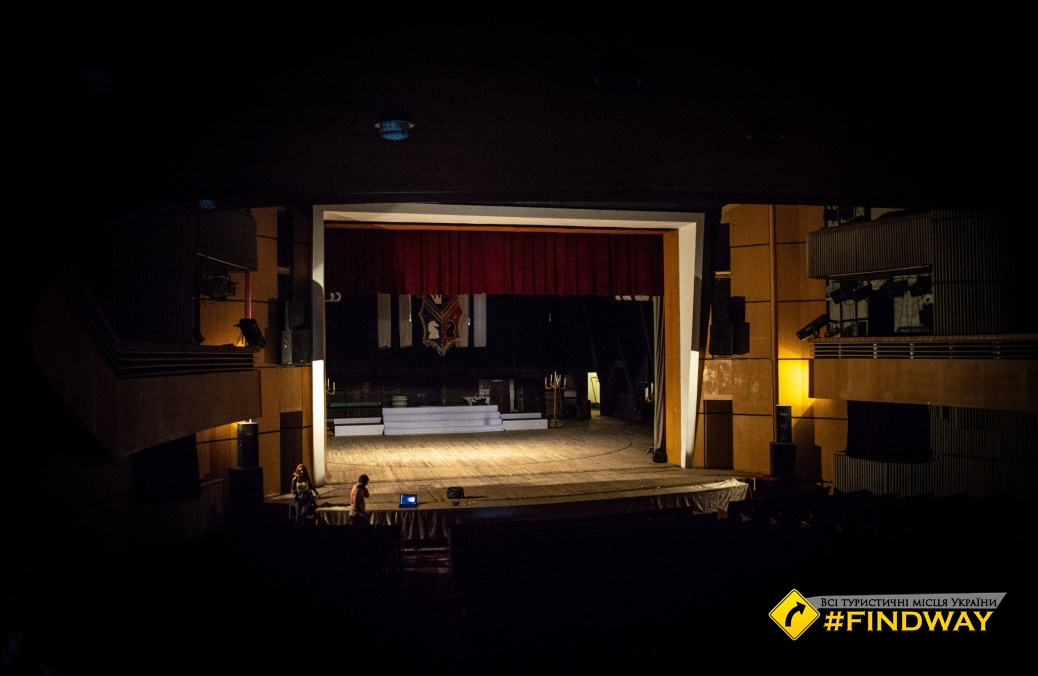 Music and Drama Theater of Ivan Kocherga, Zhytomyr