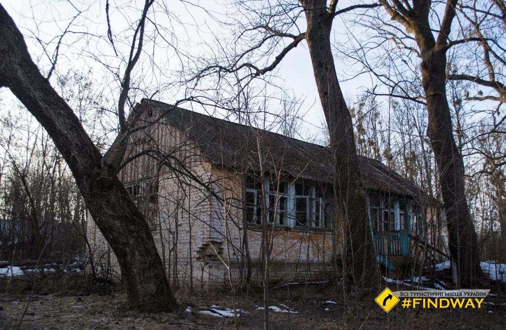 Недостроенный корпус больницы (Васильевка)