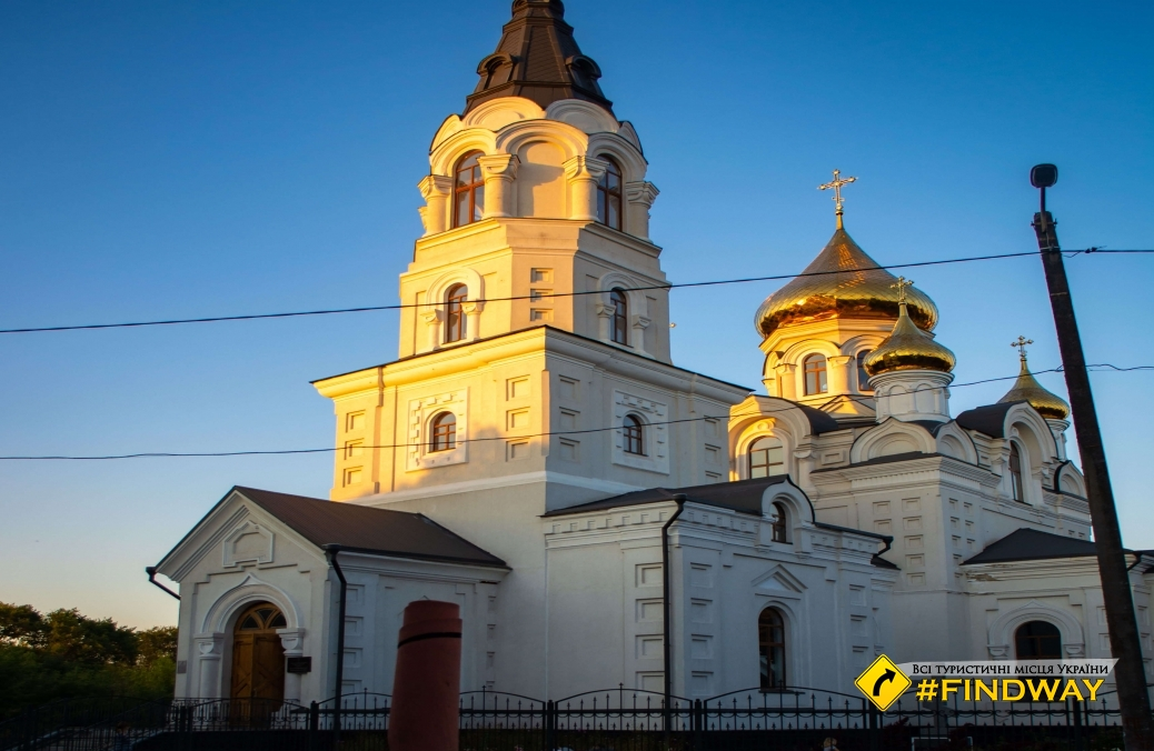 Holy Cross Cathedral, Zhytomyr