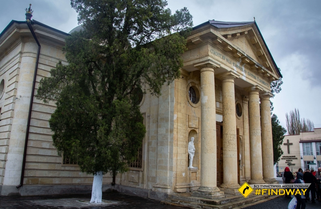 St. Catherine's Cathedral, Kherson