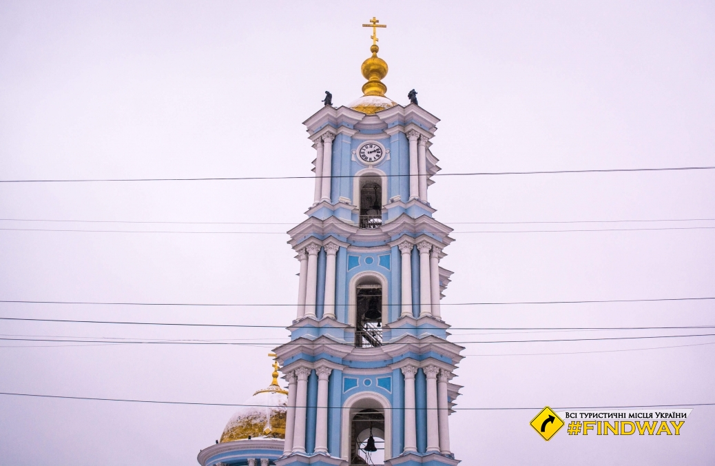 Savior Transfiguration Cathedral, Sumy