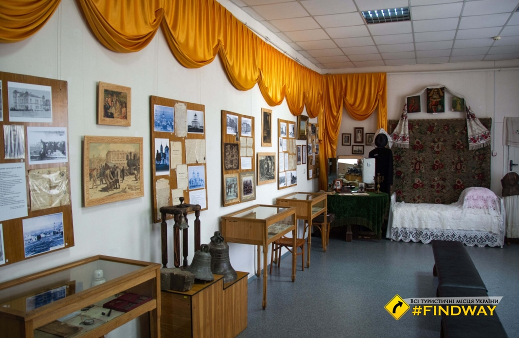 Izyum Local History Museum named after M.V. Sibilova, Izyum