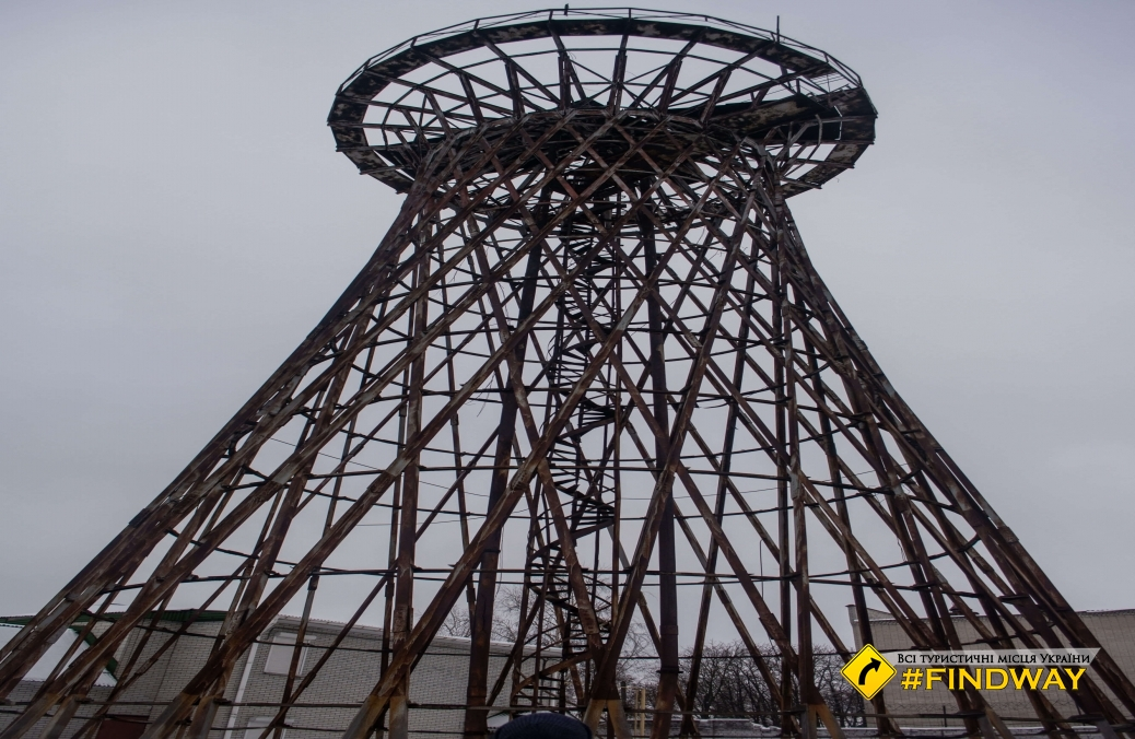 Shukhov Water Tower, Konotop
