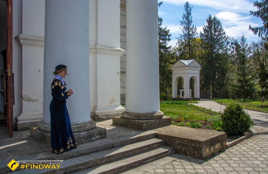 Костел Успения Девы Марии, Острог