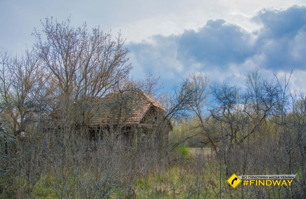 Заброшенное село Кливины, ЧЗО