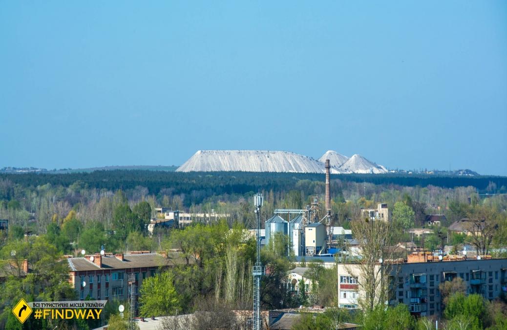 Abandoned high-rise building, Slovyansk