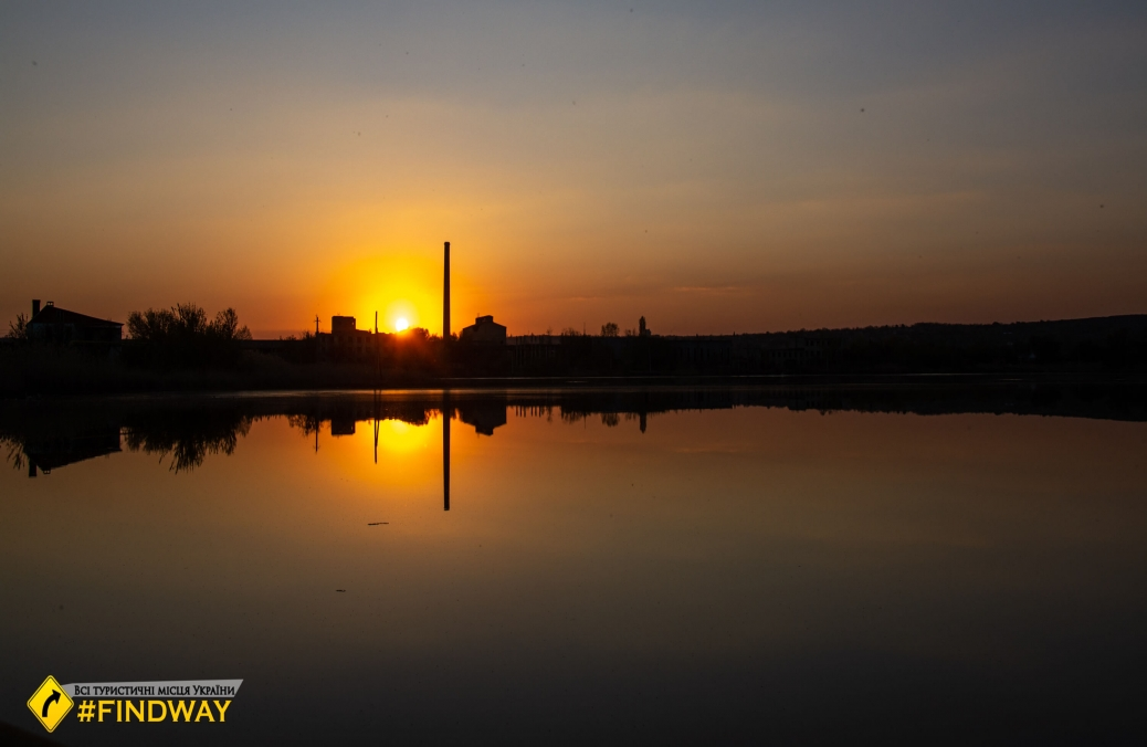 Солені озера, Слов'янськ