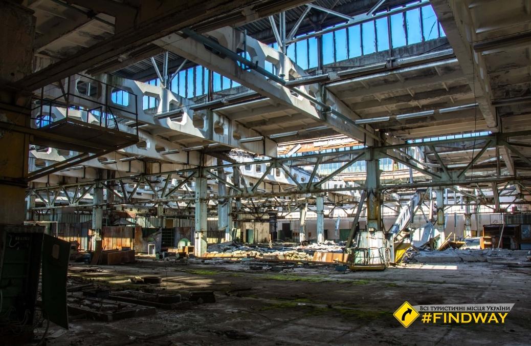 Завод Юпитер, Припять
