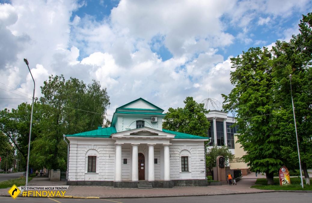 Aviation and Space Museum, Poltava