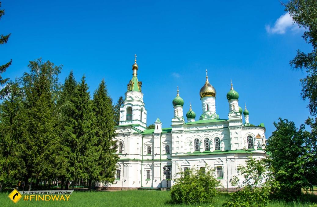 Sampsoniv Church, Poltava