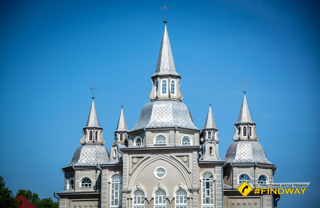 """Central Church """"House of Gospel"""", Vinnitsa"""