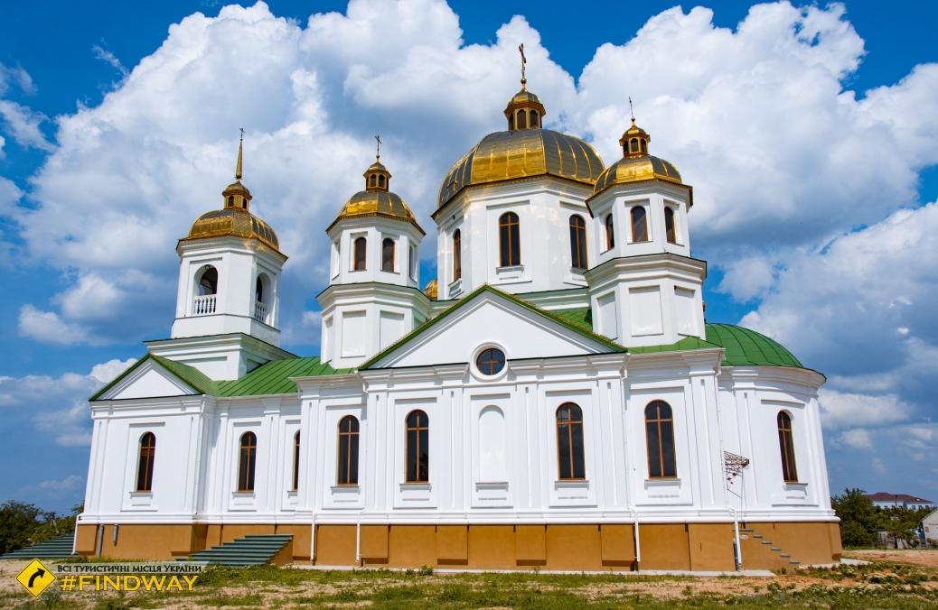 Свято-Миколаївський храм, Велика Лепетиха