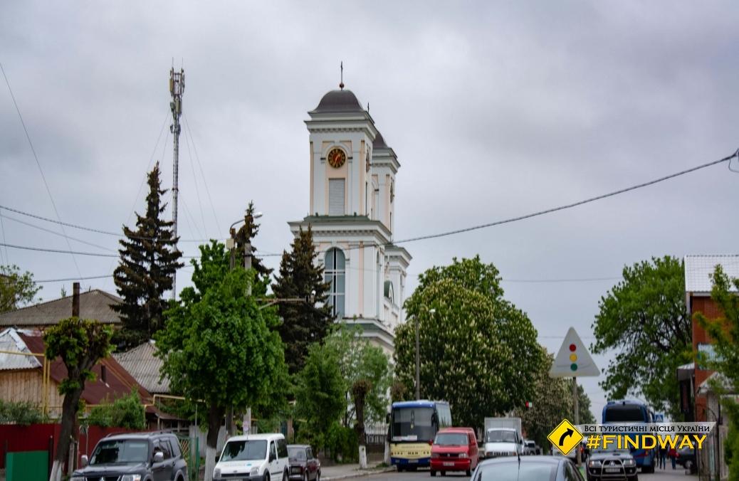 Church of sv. Joseph Obruchnik, Nemyriv
