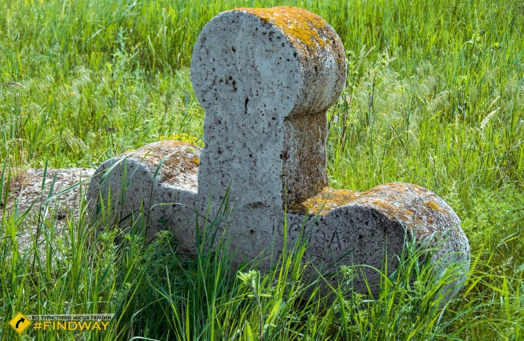 Старе козацьке кладовище, Мала Лепетиха