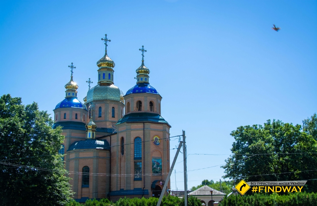 Church of the Kazan Icon of Mother God, Chigirin