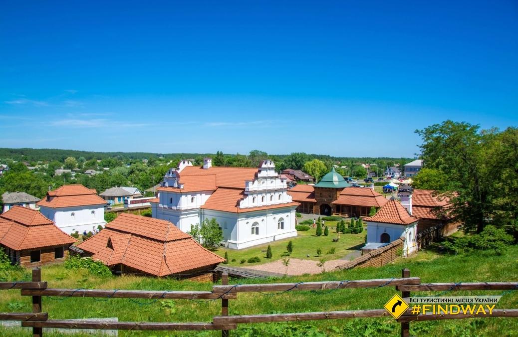 Residence of Bogdan Khmelnitsky, Historical and Architectural Complex, Chigirin