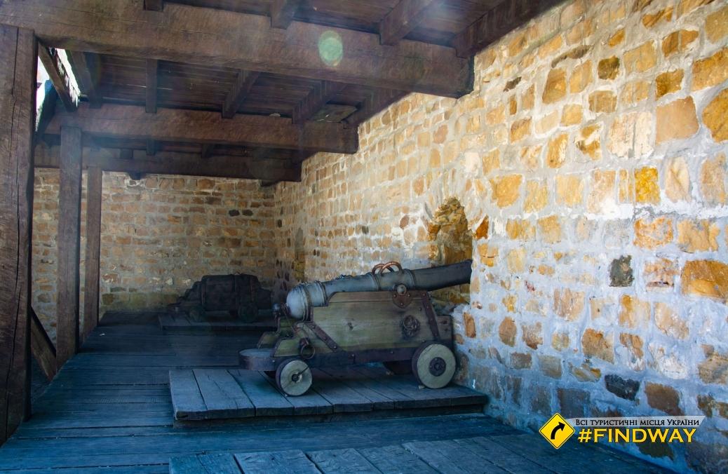 Крепость Бастион Дорошенко, Чигирин