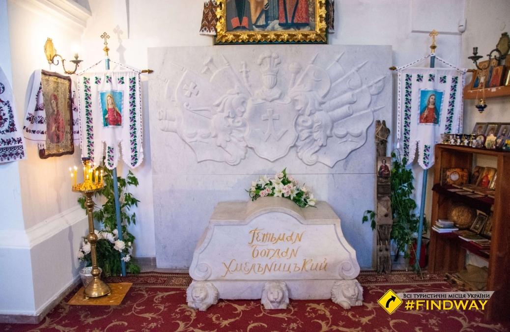 Ilinskaya church, Subotiv