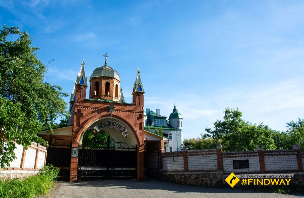 Holy Trinity Motronsky Monastery, Kholodny Yar