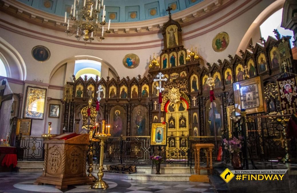 Свято-Николаевская церковь, Диканька