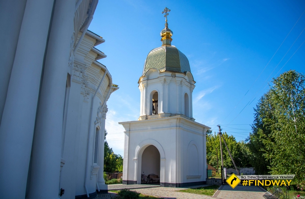 Holy Trinity Church, Dykanka