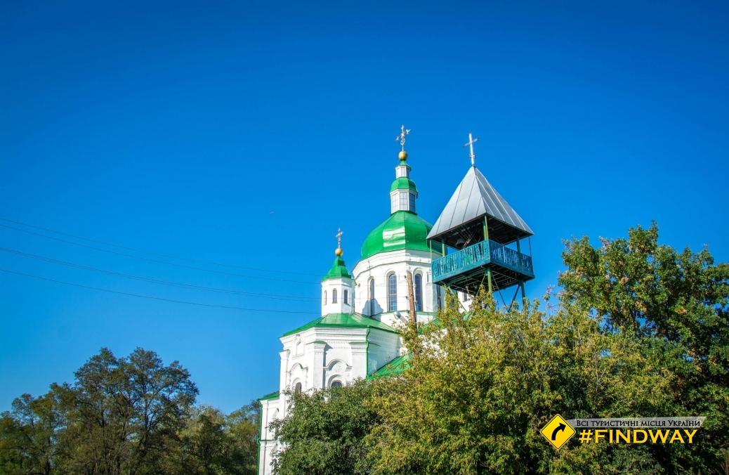 Holy Transfiguration Church, Veliky Sorochyntsi