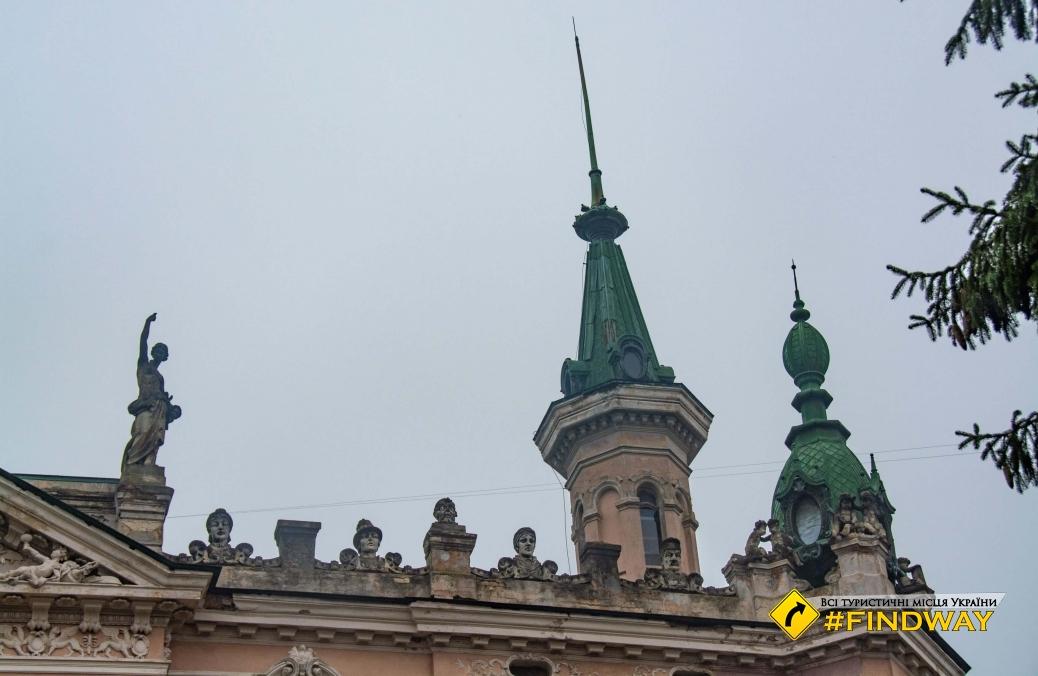 Національний музею імені А. Шептицького, Львів