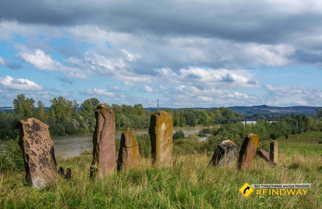 Ancient cemetery of Galich Karaites (Old Jewish Cemetery), Halych
