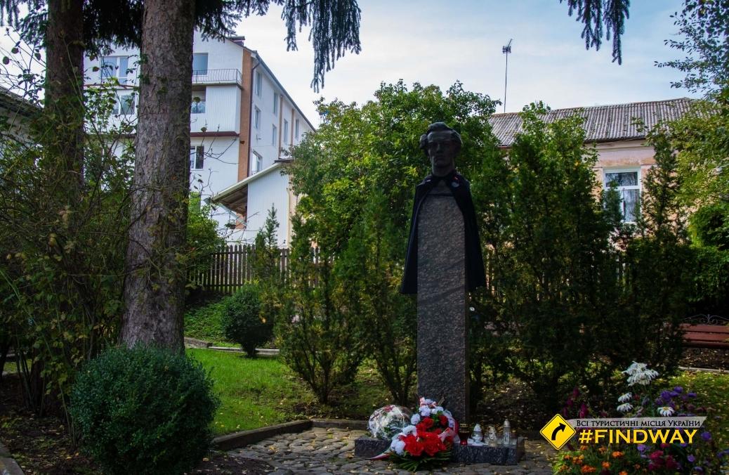 Литературно-мемориальный музей Юлиуша Словацкого, Кременец