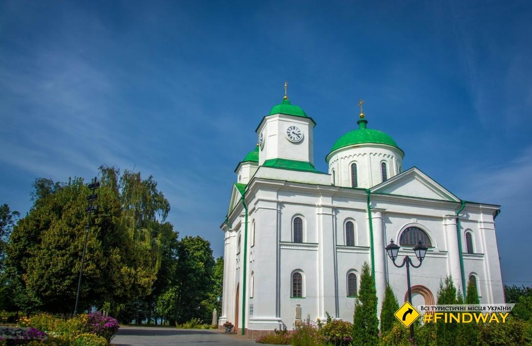 Успенский собор, Канев