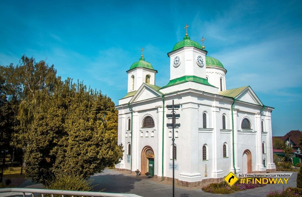 Assumption Cathedral, Kaniv
