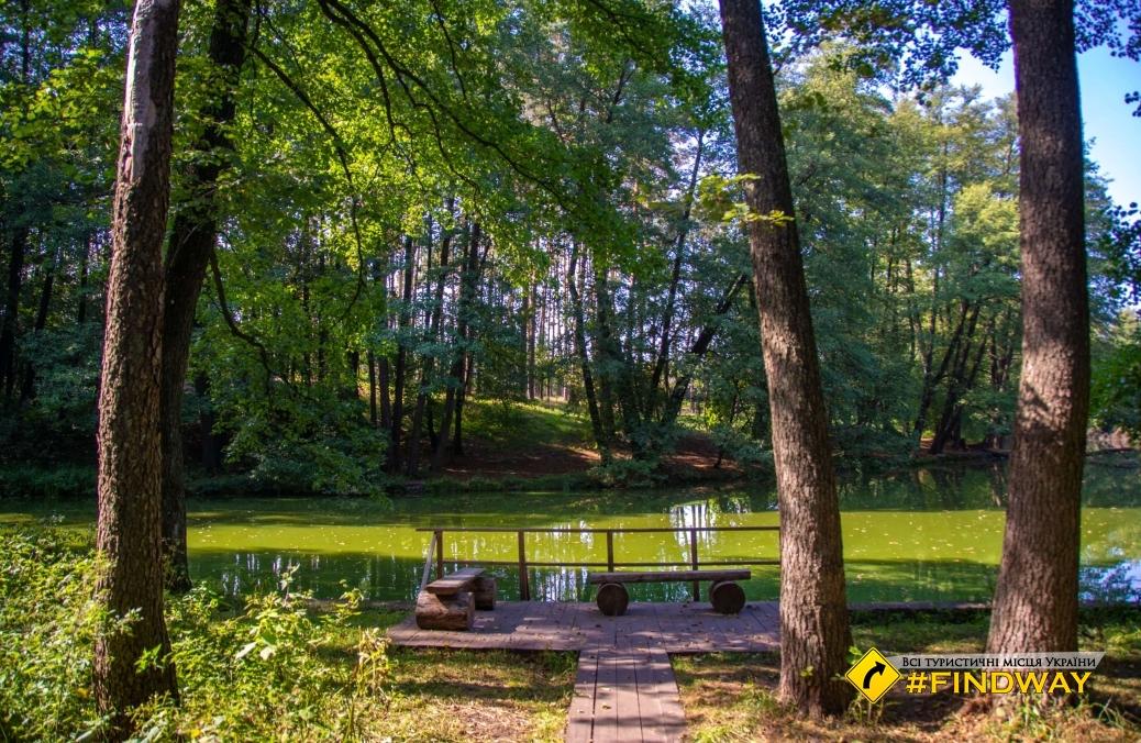 """Park """"Pushcha Voditsa"""", Kyiv"""
