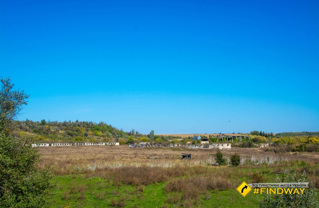 Напів-покинута ферма, Бандурівка