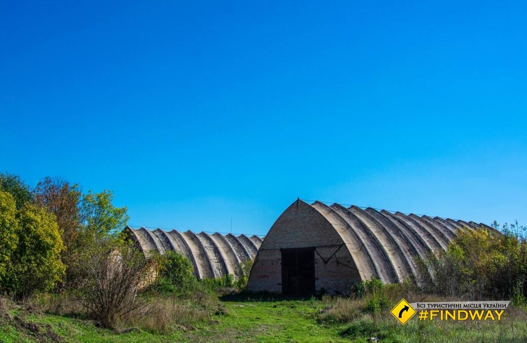 Abandoned farm, Bandurivka