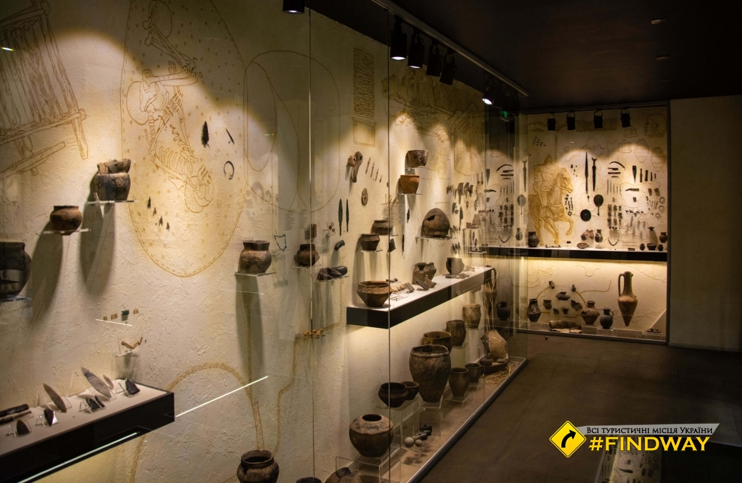 Museum of Archeology, University of Karazin, Kharkiv