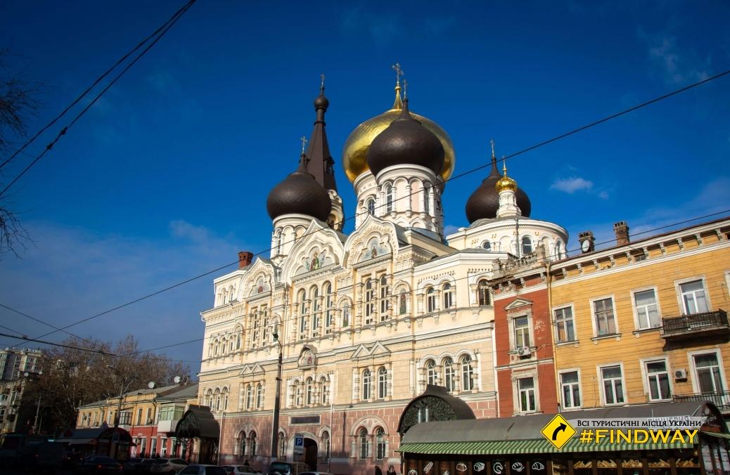 Пантелеймонівський монастир, Одеса