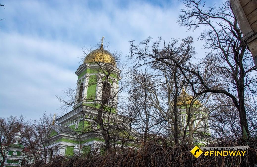 Троїцька Грецька церква, Одеса