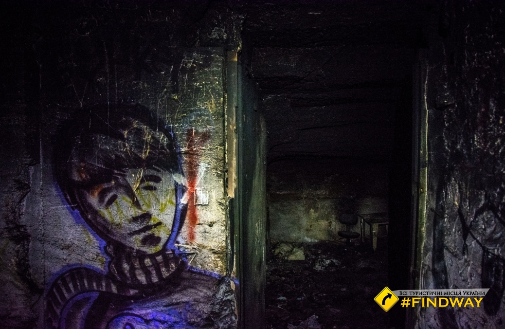Abandoned Catacombs, Odesa