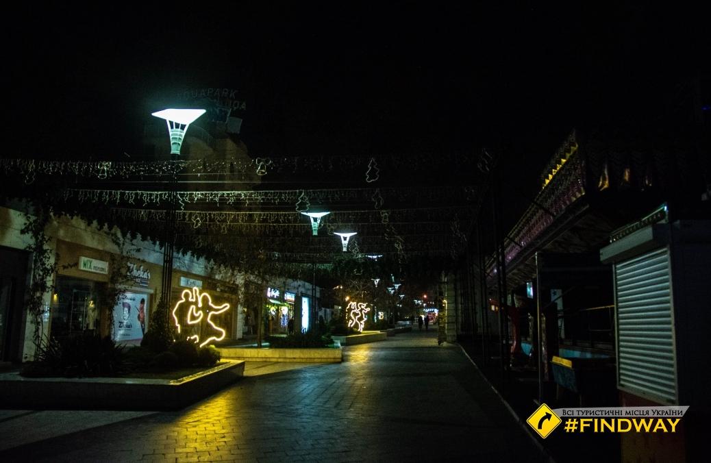 Аркадія Сіті, Торговий центр, Одеса