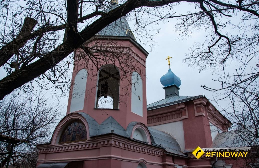 Church of St. Panteleymon healer, Kuyalnik